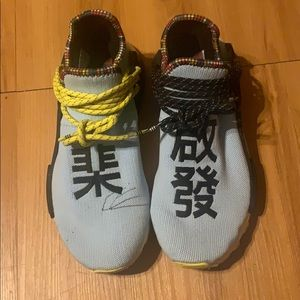 Other - Pharrell x NMD Human Race 'Inspiration Pack'